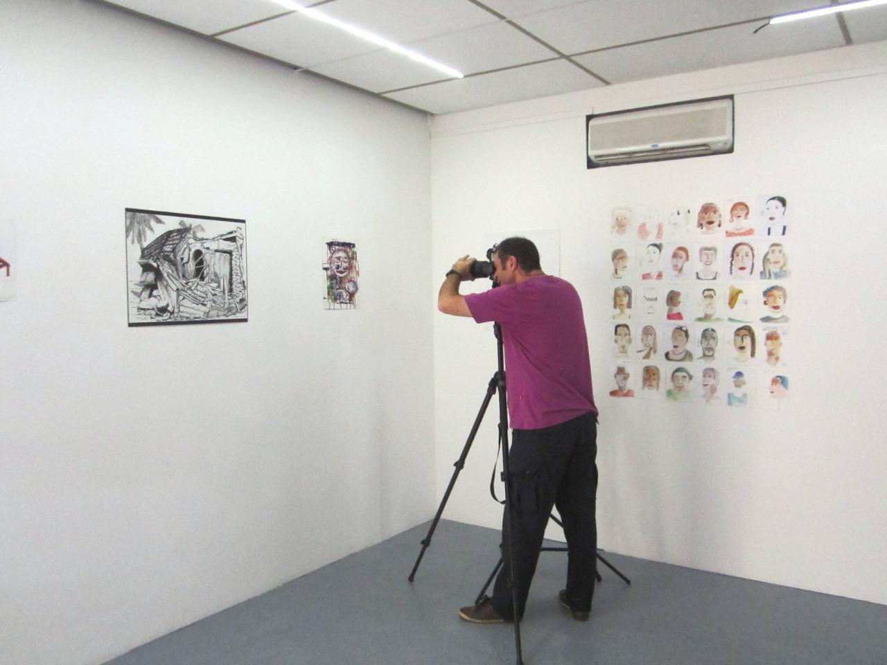 photographier le dessin