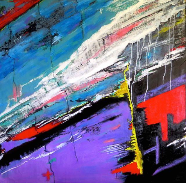 Abstraits colorés