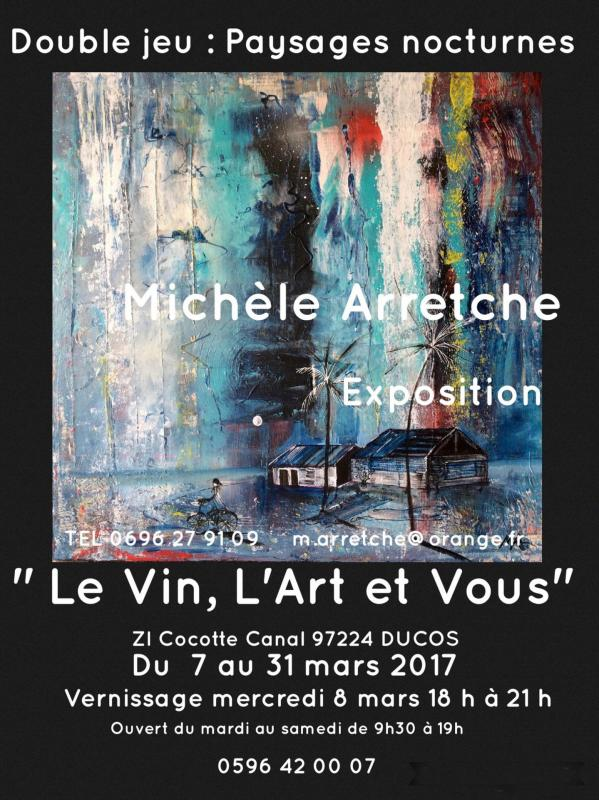 Affiche miche le arretche mars 2017 red